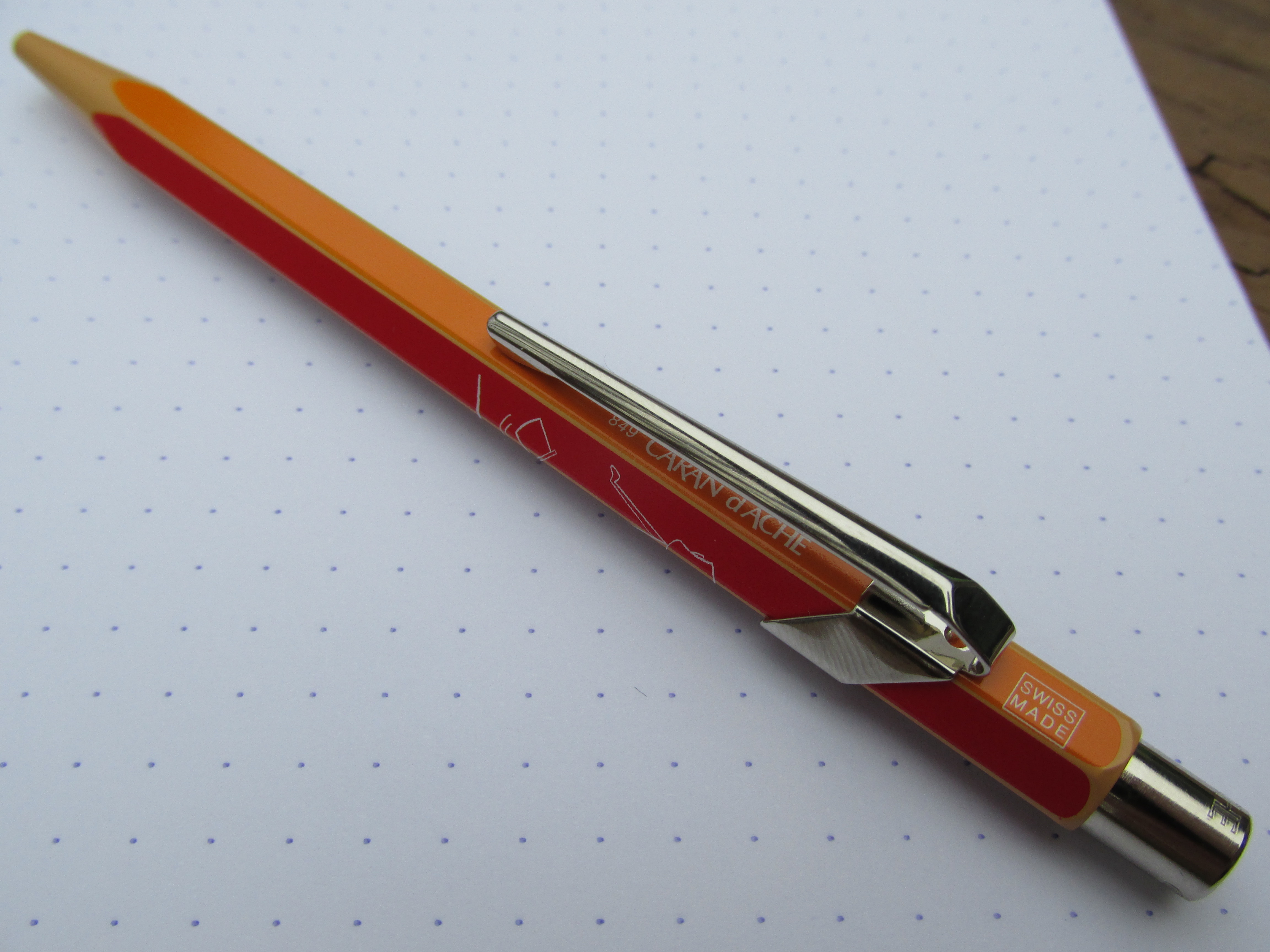 That One Pen Page 3 In Search Of Circuit Board Rollerball And Ink Nerd Gift Carandache849k